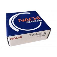 Підшипник шківа компресора 253756 30BG4720 -2DLCS25 30*47*20 NACHI