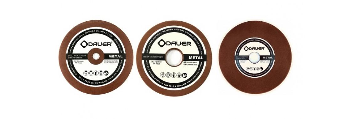 Диск для заточки цепей коричневый 100 мм