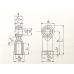 Шарнірна головка Craft SI 16 T/K