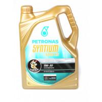 Масло моторное синтетическое PETRONAS SYNTIUM 5000 XS 5W-30 (5л)