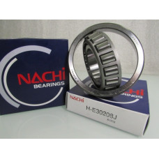 Підшипник роликовий конічний 30208 J NACHI 7208