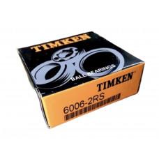 Підшипник кульковий 6006 2RS 30*55*13 180106 TIMKEN