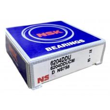 Підшипник кульковий 6204 DDU NSK 20*47*14