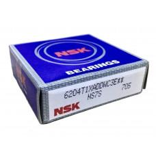 Підшипник кульковий 6204 T1XDDWC3 NSK 20*47*14