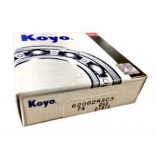 Підшипник кульковий 6206 2RS -180206 30*62*16 KOYO