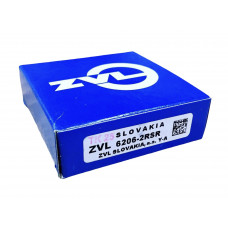 Підшипник кульковий 6206 2RS -180206 30*62*16 ZVL